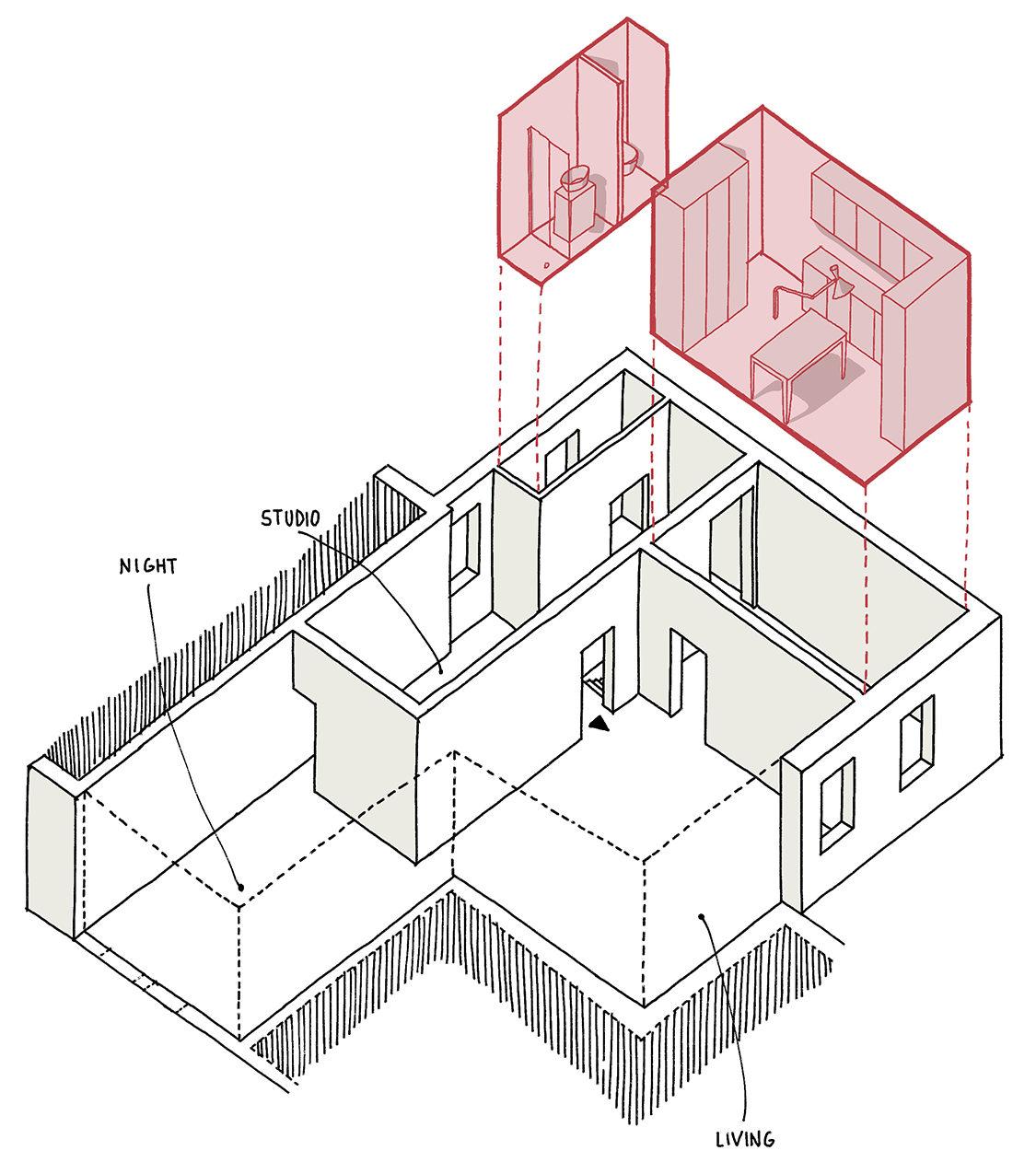 Ristrutturazione appartamento male