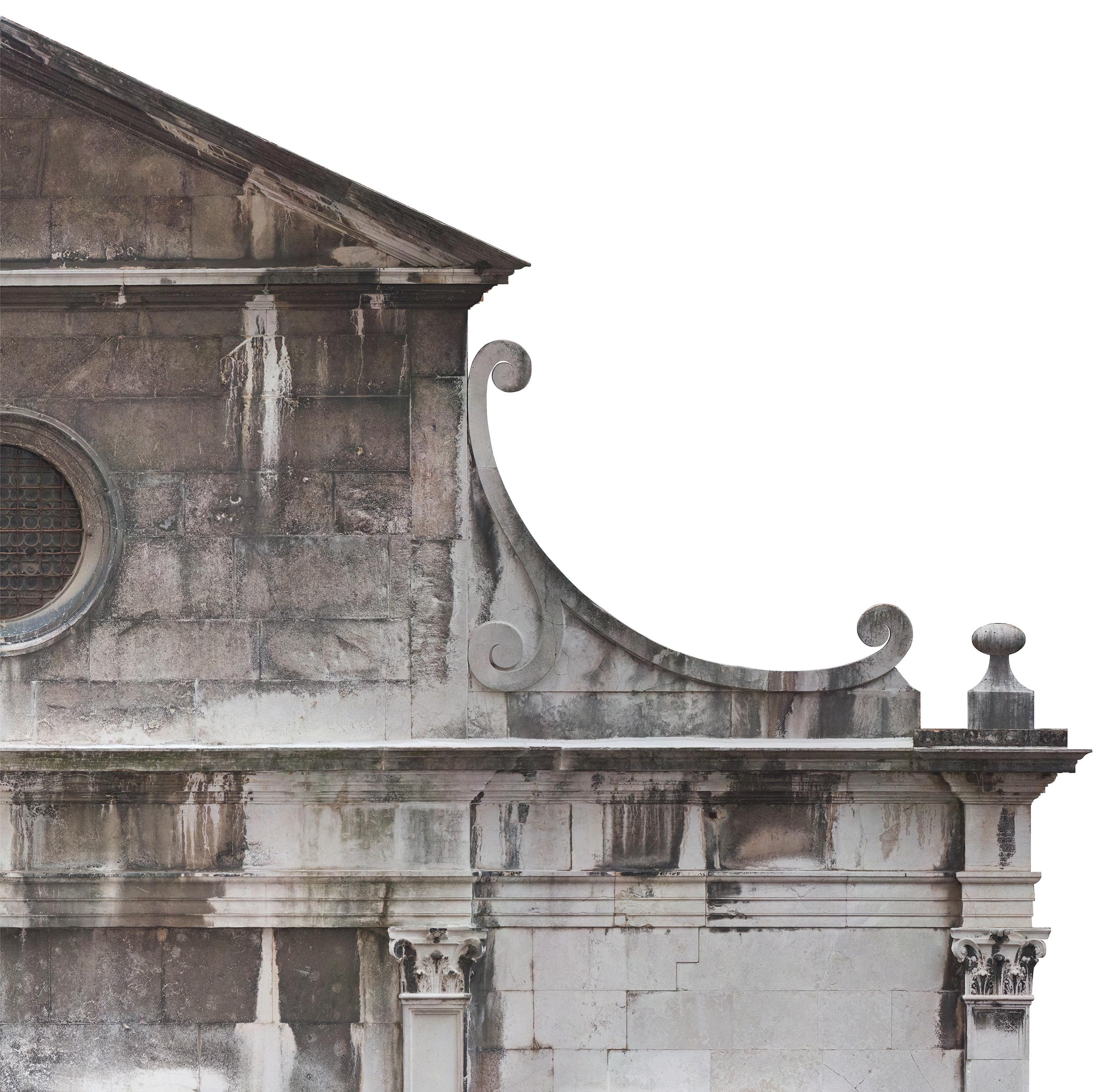 Santa Maria Mater Domini - dettaglio facciata